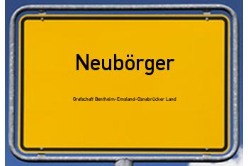 Nachbarrecht in Neubörger