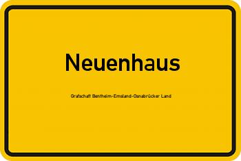 Nachbarschaftsrecht in Neuenhaus