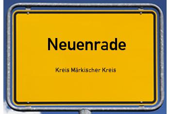 Nachbarschaftsrecht in Neuenrade