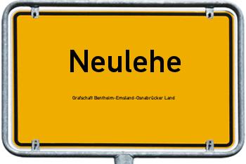 Nachbarschaftsrecht in Neulehe