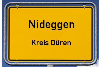 Nachbarschaftsrecht in Nideggen