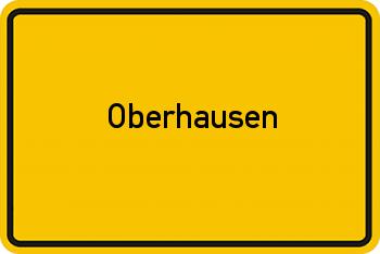Nachbarrecht in Oberhausen