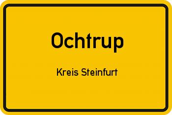 Nachbarschaftsrecht in Ochtrup