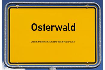 Nachbarrecht in Osterwald