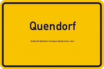 Nachbarrecht in Quendorf
