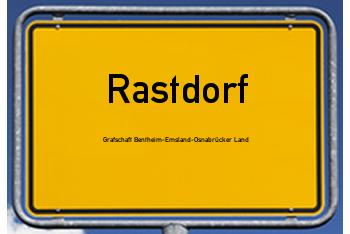 Nachbarschaftsrecht in Rastdorf