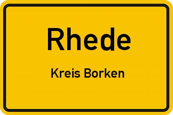 Nachbarschaftsrecht in Rhede