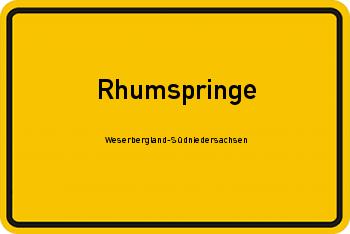 Nachbarschaftsrecht in Rhumspringe