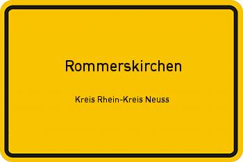 Nachbarrecht in Rommerskirchen