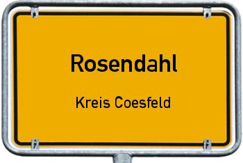 Nachbarschaftsrecht in Rosendahl