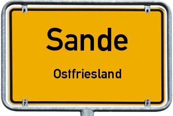 Nachbarschaftsrecht in Sande