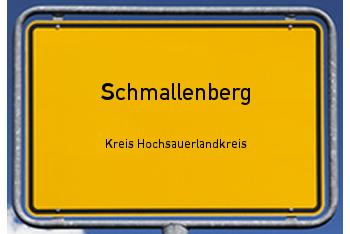 Nachbarschaftsrecht in Schmallenberg