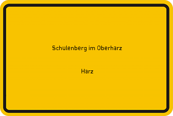 Nachbarschaftsrecht in Schulenberg im Oberharz