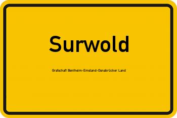 Nachbarrecht in Surwold