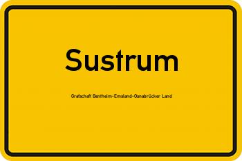 Nachbarrecht in Sustrum