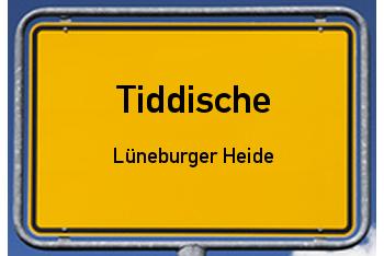 Nachbarschaftsrecht in Tiddische