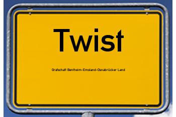 Nachbarrecht in Twist
