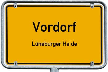 Nachbarrecht in Vordorf