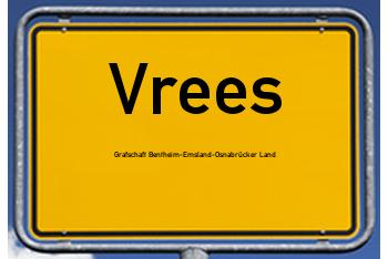 Nachbarschaftsrecht in Vrees
