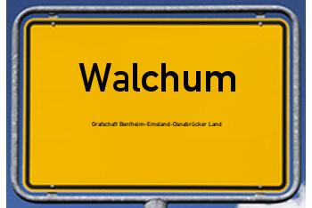 Nachbarrecht in Walchum