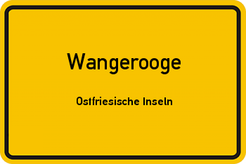 Nachbarrecht in Wangerooge