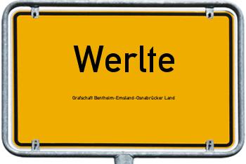 Nachbarschaftsrecht in Werlte