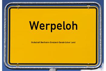 Nachbarrecht in Werpeloh