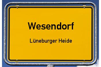 Nachbarrecht in Wesendorf
