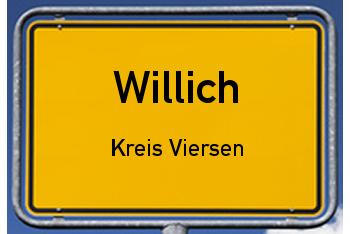 Nachbarschaftsrecht in Willich