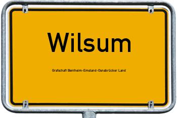 Nachbarschaftsrecht in Wilsum