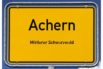 Nachbarschaftsrecht in Achern