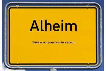 Nachbarschaftsrecht in Alheim