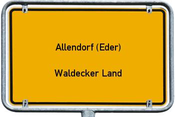 Nachbarschaftsrecht in Allendorf (Eder)