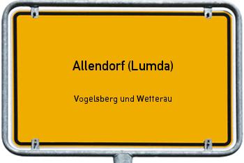 Nachbarschaftsrecht in Allendorf (Lumda)