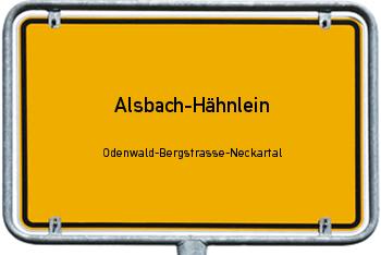Nachbarrecht in Alsbach-Hähnlein