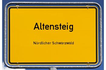 Nachbarschaftsrecht in Altensteig