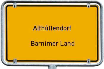 Nachbarrecht in Althüttendorf
