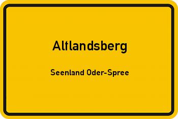 Nachbarschaftsrecht in Altlandsberg