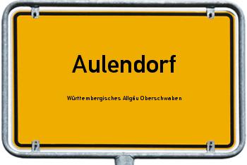 Nachbarrecht in Aulendorf