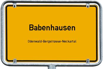 Nachbarrecht in Babenhausen