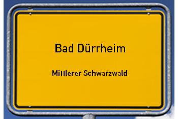 Nachbarrecht in Bad Dürrheim