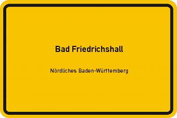 Nachbarschaftsrecht in Bad Friedrichshall