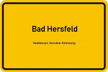 Nachbarschaftsrecht in Bad Hersfeld