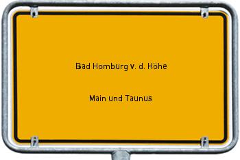 Nachbarschaftsrecht in Bad Homburg v. d. Höhe