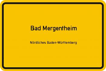 Nachbarschaftsrecht in Bad Mergentheim