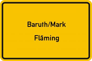 Nachbarschaftsrecht in Baruth/Mark