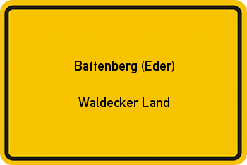 Nachbarschaftsrecht in Battenberg (Eder)