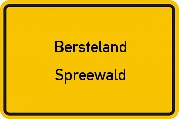 Nachbarschaftsrecht in Bersteland