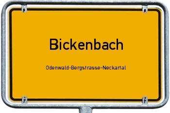 Nachbarschaftsrecht in Bickenbach