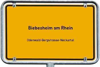 Nachbarrecht in Biebesheim am Rhein